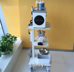 Chariot Médical Mobile En Acier Pour L'équipement Dentaire De Maison De Chariot Avec 4 Roues