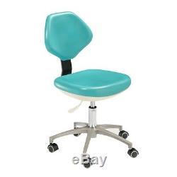 De Fauteuil De Dentiste Dentaire Chaise Médicale Mobile Docteur Tabouret Pu Cuir De Hs-3