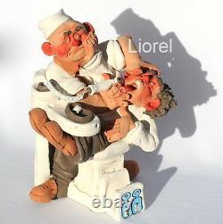 Dent / Dents Dentiste Figurine Médecin Dentaire Choisissez / Floss / Blanchisseur / Pinceau, Nouveau