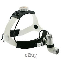 Dentaire Orl Led Chirurgicale Headlight Médicale 3w 5w Lampe Frontale
