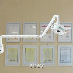 Dental 36w Led Chirurgical Medical Exam Lampe De Mur De Lumière Sans Ombre Type De Suspension