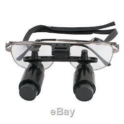 Dental Loupes Médical Lunettes Binoculaires Magnifier 3.5 X 300-500mm Dentiste Nouveau
