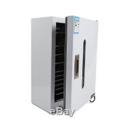 Durable 27l Dentaire Machine Cabinet Médical Stérilisateur Uv + 10 Plaques Us Plug