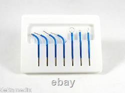Electrode Dentaire Médicale Conseils Pour L'électrochirurgie Art-e1 Set / 7 Pcs Bonart