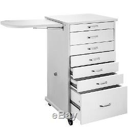 Équipement Dentaire Cabinet Médical Mobile De L'alabama Adjoint Du Panier Blanc
