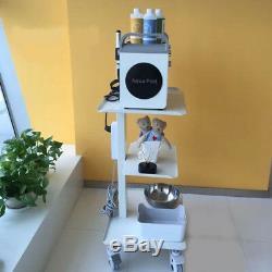 Équipement Dentaire Médecin Dentiste Trolly Acier Médical Panier Chariot Pour Salon Spa