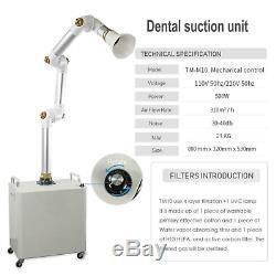 Externe Aspiration Aérosol Médical Extraorale Unité Dentaire