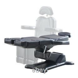 Full Electrical 5 Moteur Podiatry Chaise Facial Massage Chaise De Lit Médical Dentaire