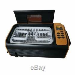 I Sonic Ultrasons Instruments Cleaner 1.6gal / 6l Dentaire Vétérinaire Médicale 110v Fda