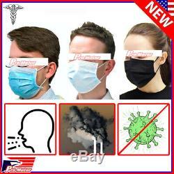 Jetable Industrie Dentaire Médicale Masque Bouche Protégé Contre La Poussière Visage Du Visage Respirateurs