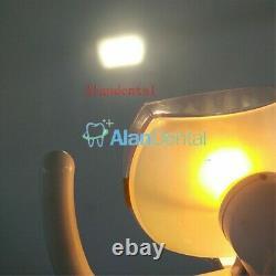 Lampe De Lumière Dentaire Dentaire À Suspension Murale 50w Avec Bras Lumière Froide Sans Ombre