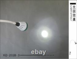 Lampe Médicale Dentaire Médicale De 9w D'examen Chirurgical Léger D'examen Avec L'accessoire Fixe