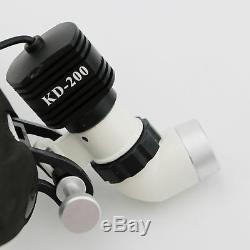 Lampe Phare De Chirurgie Dentaire 5w Médicale Haute Luminosité Lumière Froide Kd-202a-6