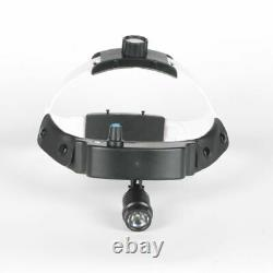 Led 3w Dentaire Médicale Sans Phares Orl Chirurgicale Lampe Frontale Gynécologie Orale