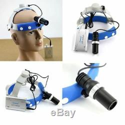 Led Phare Pour Les Soins Dentaires Loupes Binoculaires Médicale Camping Lampe Loupe