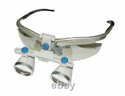 Loupes Binoculaires Dentaires Chirurgicales 2.5x 420mm Optical Medical Ce Fda Iso13485
