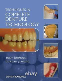 Manuel De La Technologie Dentaire Avancée De Duncan J. Bois (anglais) Livre De Couverture Rigide