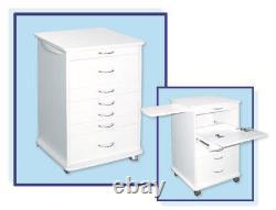 Match De Mélanger! Matériel Cabinet Dentaire Bureau Médical Mobile Utility Panier