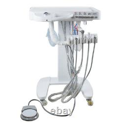 Medical Dental Air Compressor Noiseless Oilless Air Motor/ Delivery Turbine Unit
