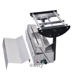 Medical Dental Sealing Machine Stérilisation Sac Sealer Acier Inoxydable