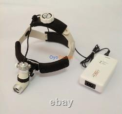 Meilleur Phare Chirurgical Dentaire Medical Led Headlamp Cold Light Ac/dc 3w Led Ce