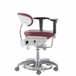 Microscope Dentaire Chaise Dynamique Pied Contrôlée Médical Siège Chaise De Dentiste
