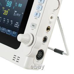 Moniteur De Patient Médical Dentaire Icu Ccu Signe Vital Signalisation Multi-paramètres De Surveillance Ecg