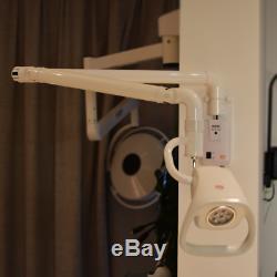 Montage Mural Led Dentaire Lumière Du Scialytique Examen Médical Chirurgical Lampe Shadowless Us