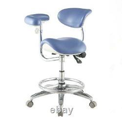 Nouveau Assistant Dentaire Chaise De Luxe Mobile Selle Médical Docteur Tabourets Qy-1