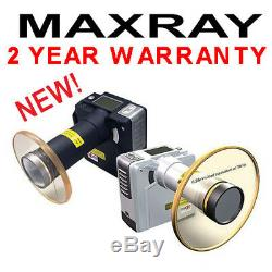 Nouveau Original Maxray Portable Portable Dentaire Médicale Vétérinaire Mobile X-ray