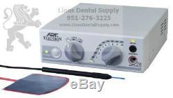 Nouvelle Unité D'électrochirurgie Dentaire / Médicale Bonart Art-e1 Avec 7 Électrodes 110v