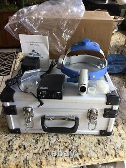 Phare Chirurgical Dentaire Ent Medical Headlamp Led 10 Watt Wireless Rechargeable