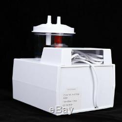 Portable Dentaire Électrique Aspirateur D'urgence Médicale Flegme Unité D'aspiration 1000 ML