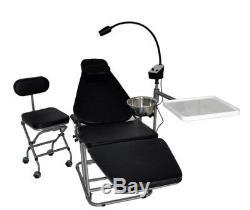 Portable Président Médical Dental + Chair Doctor + Led + Bac + Sac En Nylon