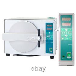Séchage Type 18l Dentaire Autoclave Steam Stérilisateur Médical Stérilizition