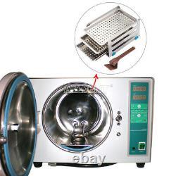 Séchage Type 18liter Dental Autoclave Steam Sterilizer Medical Sterilizition Us