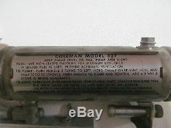 Seconde Guerre Mondiale, Cuisinière Dentaire Militaire, Modèle 527, Coleman, Stérilisation Médicale