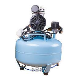 Silencieux Portable Dentaire Médicale Compresseur D'air Silencieux Noiseless Sans Huile Oilless