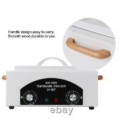 Stérilisateur À Chaleur Cabinet Dentaire Autoclaves Nail Salon Médical Désinfecter H