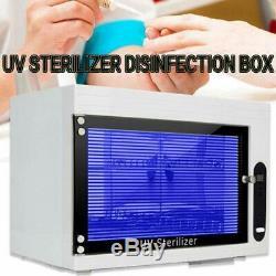 Stérilisateur Uv Désinfection Boîte Accueil Stérilisation Médicale Cabinet Dentaire Us Plug
