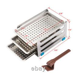 Stérilisation Médicale Autoclave De Vapeur De 18 L Automatiquement Ups