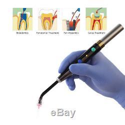 Uk Médicale Dentaire Guérir Diode Laser Oral F3ww Photo Light Activé Désinfection