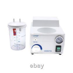 Unité D'aspiration Électrique Dentaire Aspirateur À Faible Bruit Flegme Medical Emergency Use 220v